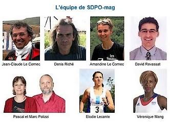 Equipe SDPO mag 332