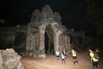 Ultra Trail d'Angkor 2016