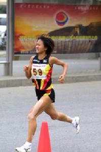 marathon au feminin