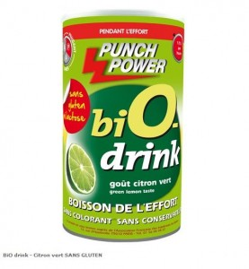 Bio drink citron vert