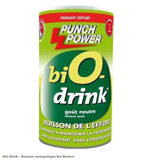 Bio drink gout neutre