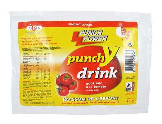 Boisson d'effort salé gout tomate 40 g