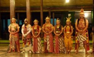 Spectacle de Ramayana
