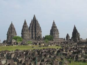 Temple de Brambanan (9)