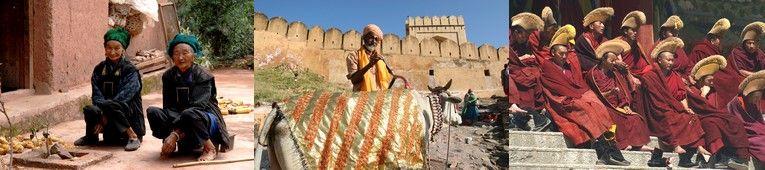 chine et inde