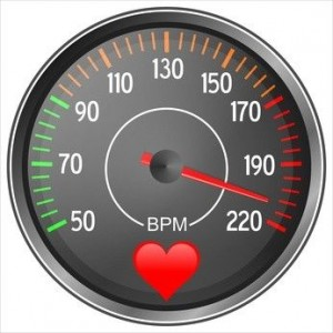 Compteur de pulsations cardiaques