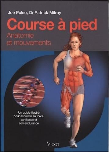 Course à pied, Anatomie et mouvements