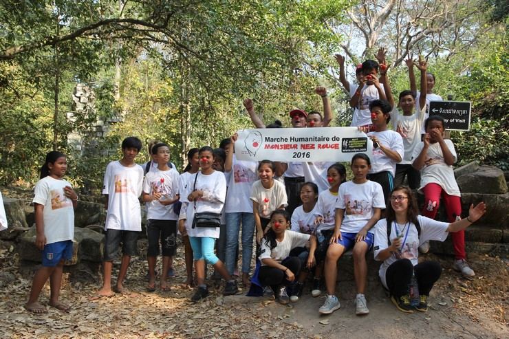 Marche Humanitaire d'Angkor