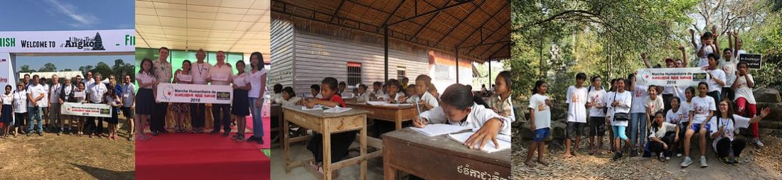 Opé Humanitaire d'Angkor News SDPO